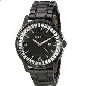 NWT Breil TW1156 Black Watch